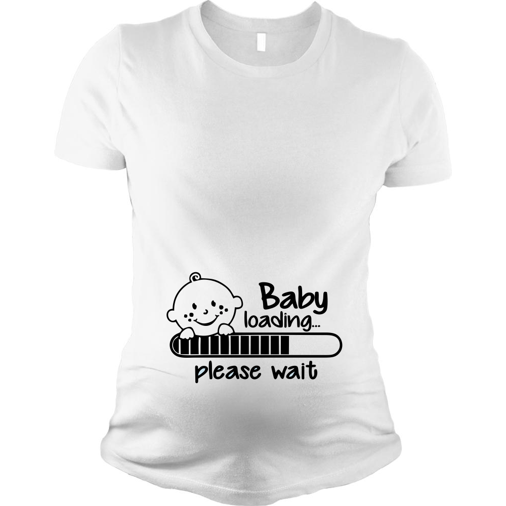 Ženska majica za trudnice Baby is Coming