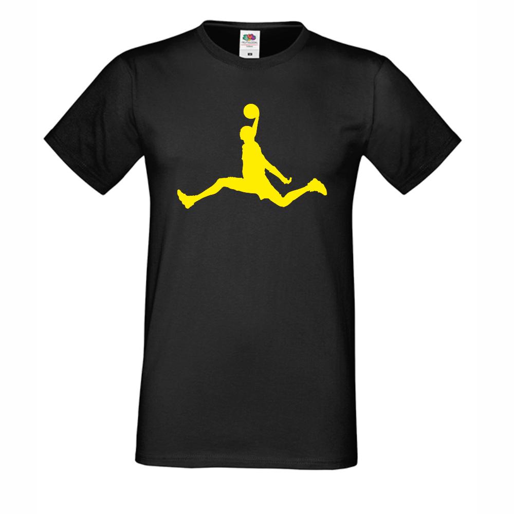 Muška crna majica Kobe