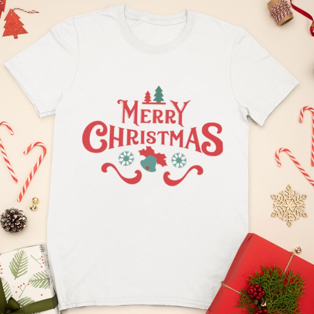 Božićna dječja majica  Merry Christmas
