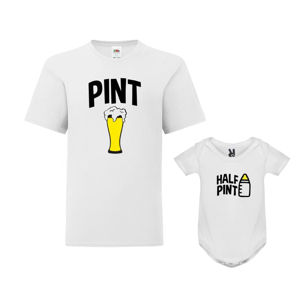 Set za oca i dijete  Pint and Half Pint