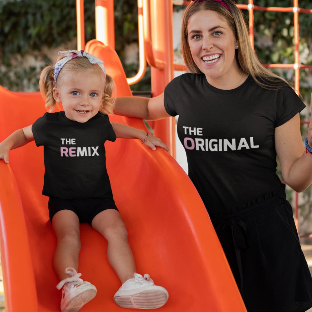Roditelji i dijete postavili su Original - Remix