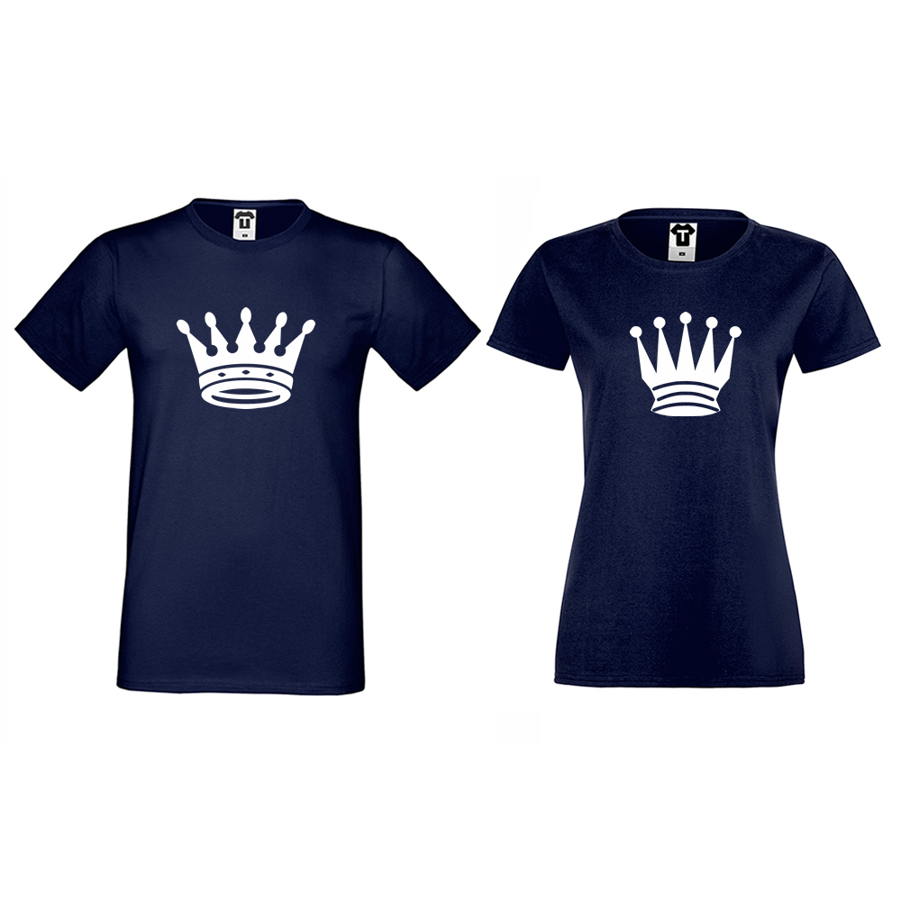 Majice za parove Big Crowns