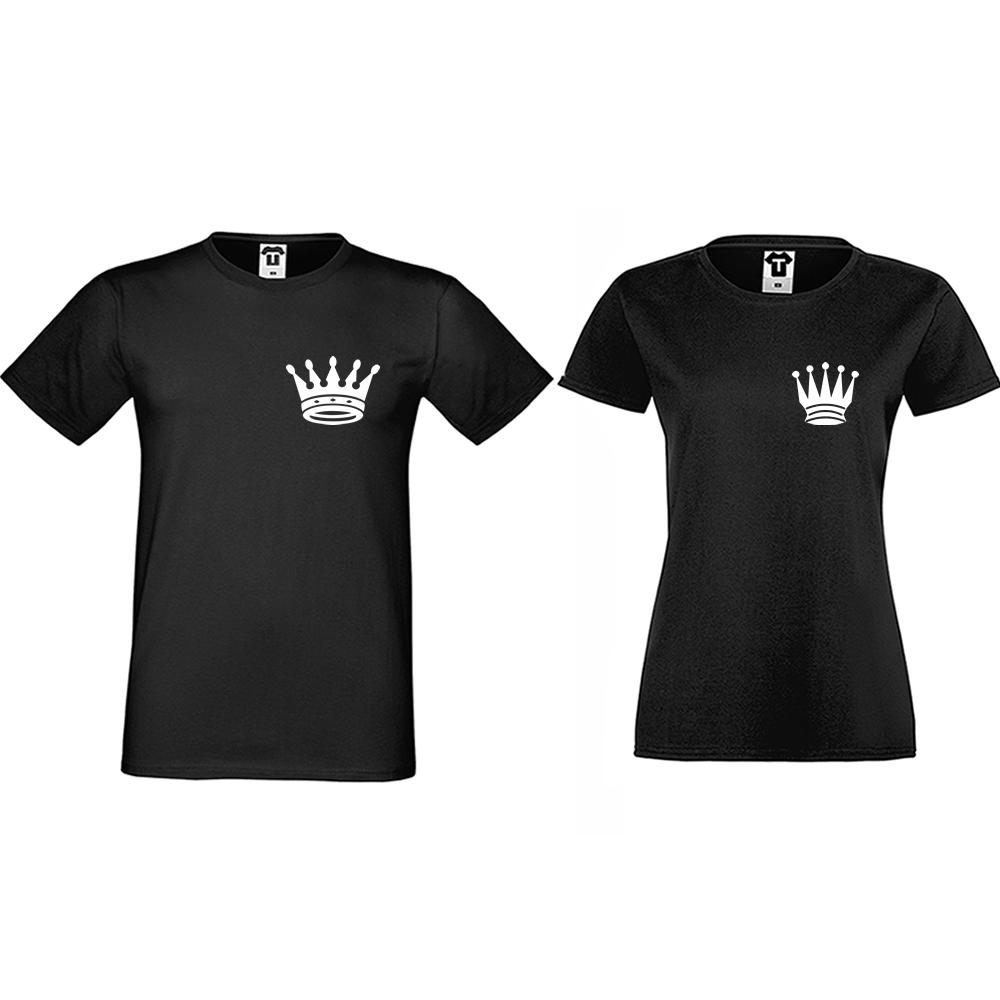 Majice za parove Pocket Crowns