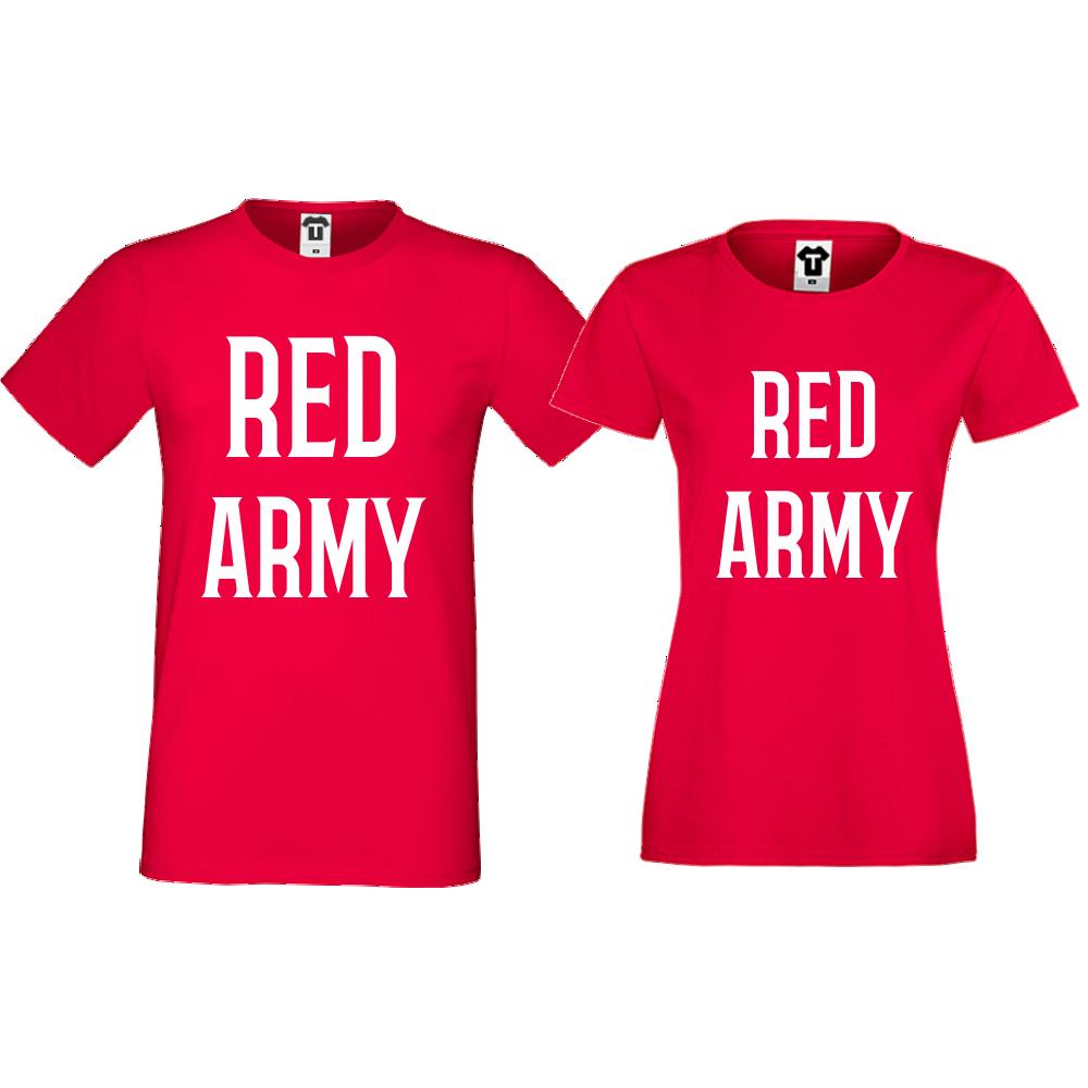 Majice za zaljubljene RED ARMY