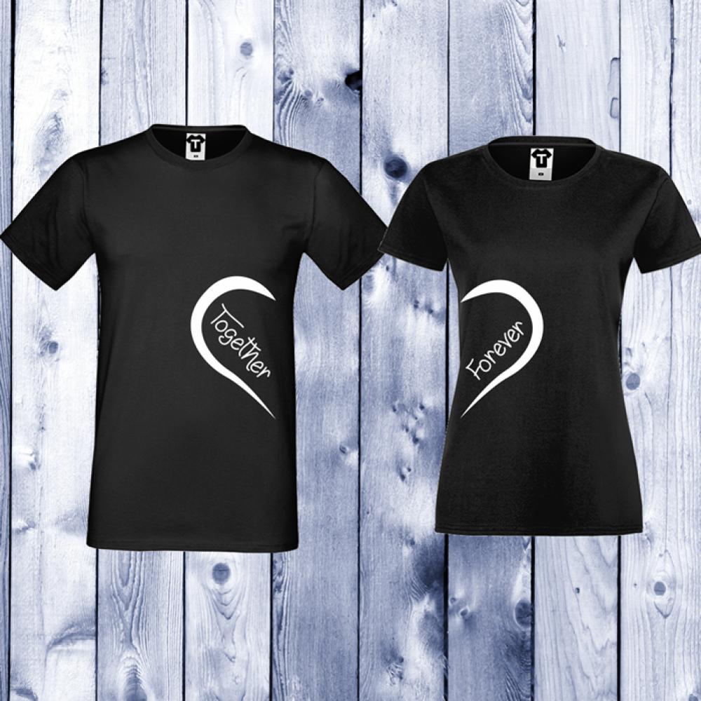 Majice za zaljubljene Together Forever