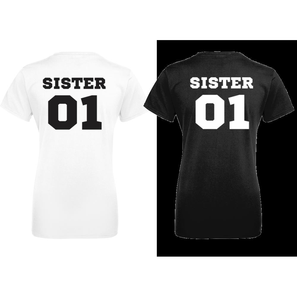 Set Majica SISTERS 01