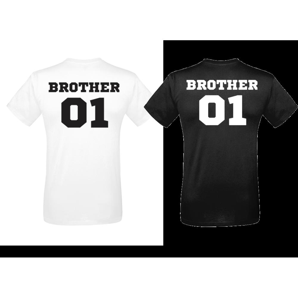 Set Majice BROTHER & BROTHER 01