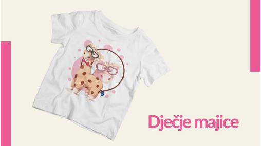 Dječje majice - TShirt24.com.hr