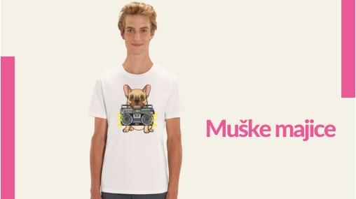 Muške majice - TShirt24.com.hr