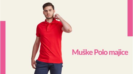 Muške Polo majice - TShirt24.com.hr